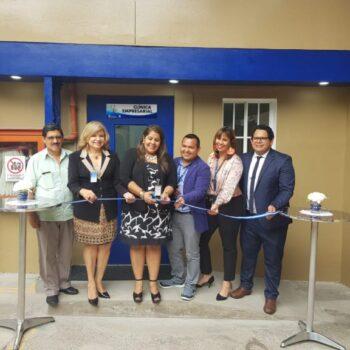 Inauguración de la nueva Clínica Empresarial