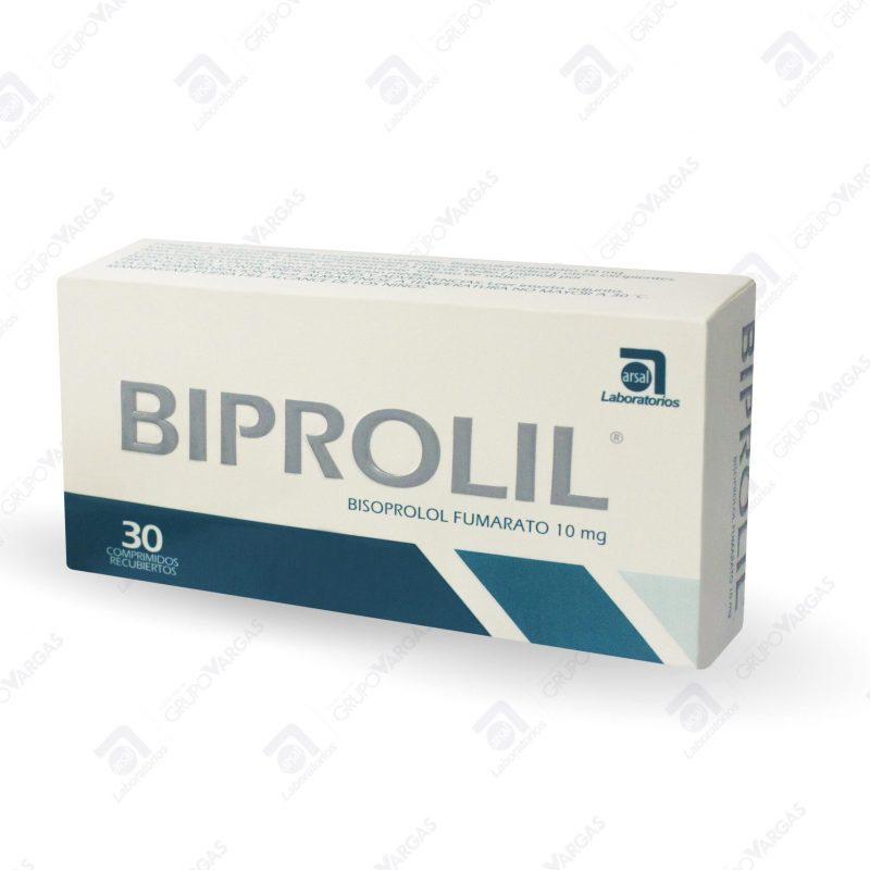 Biprolil® 10mg x 30 comprimidos recubiertos
