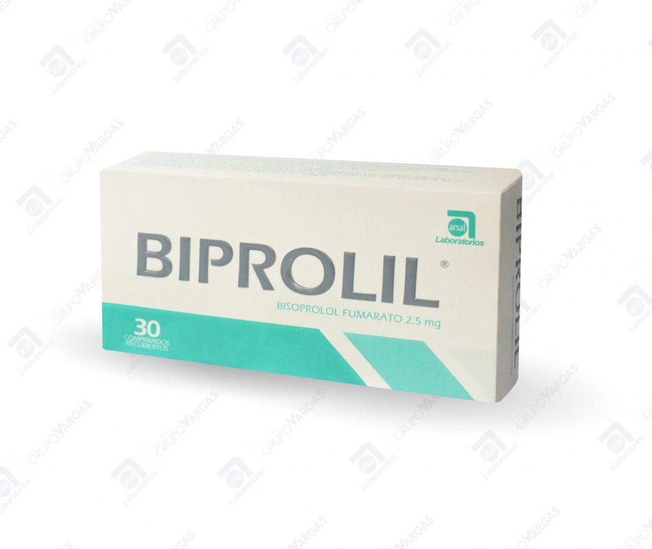 Dihidrolip® 2.5mg x 30 comprimidos recubiertos