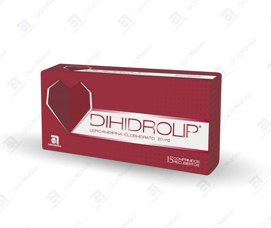 Dihidrolip® 20mg x 15 comprimidos recubiertos