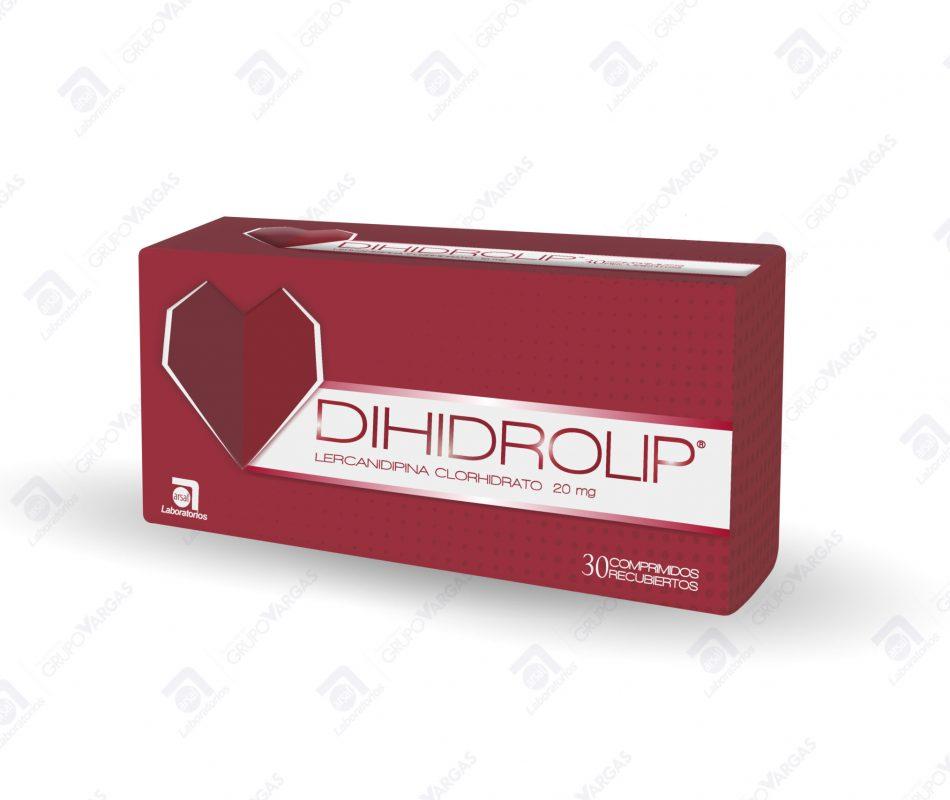 Dihidrolip® 20mg x 30 comprimidos recubiertos