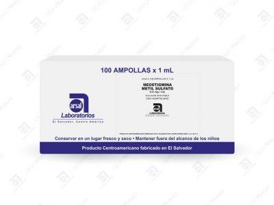 NEOSTIGMINA SULFATO 0.5 MG-ML (OPC.1)-min