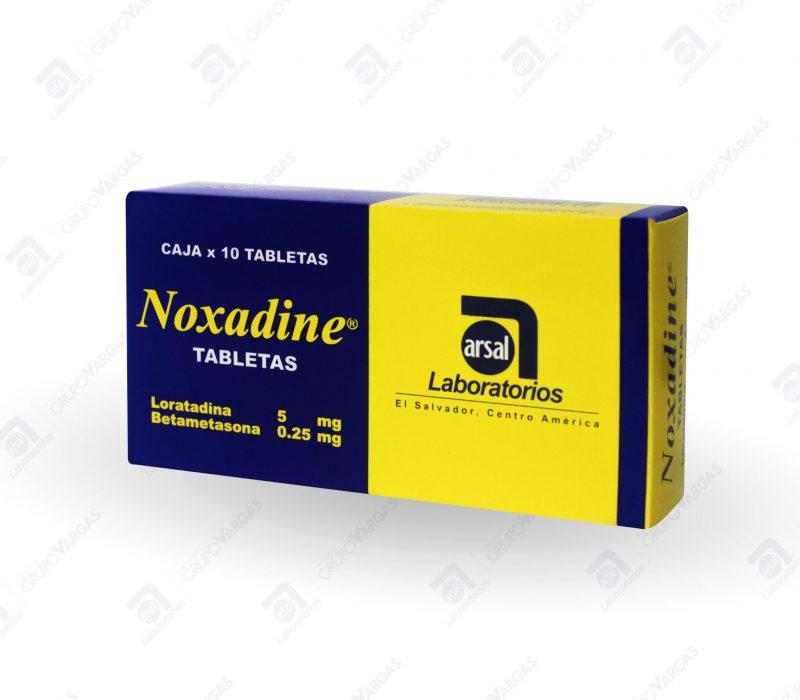 NOXADINE TABLETAS (OPC.1)-min