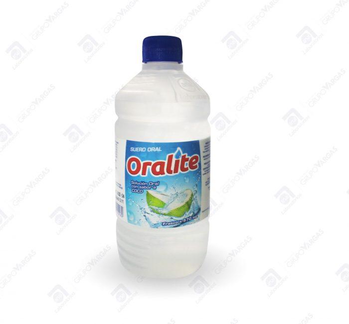 Frasco plástico x 570ml sabor a coco