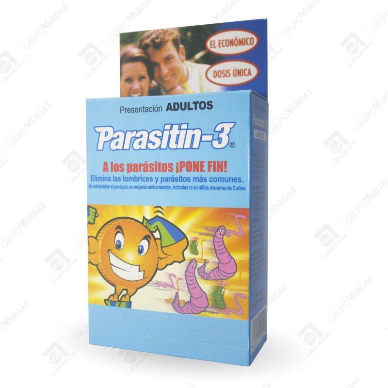 PARASITIN 3 ADULTOS (OPC.2)-min
